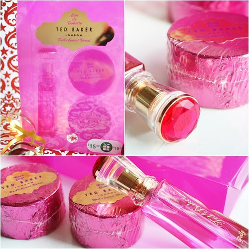 340371bb49db Gift Idea - Ted Baker Purse Spray Gift Set from Boots.  Ted Baker Purse spray gift set Boots