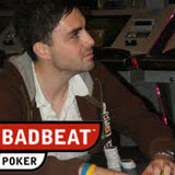 Badbeat com Sponsored Player Anthony Goldfinch Takes Down 10K GTD