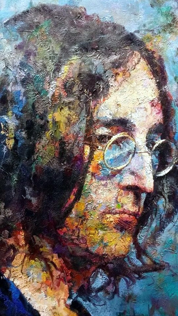 Lovely Beatles Artworks to Appreciate (15)