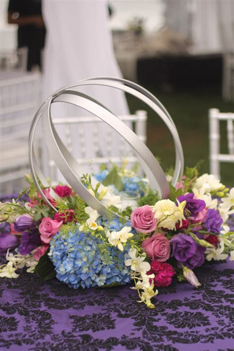 moon sphere centerpiece wedding party rentals san