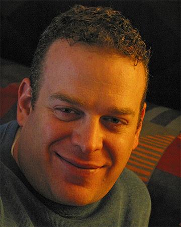 Portrait of Jon, Stitches Midwest 2005