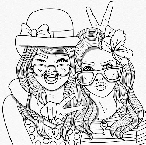 Printable Pictures To Color For Girls