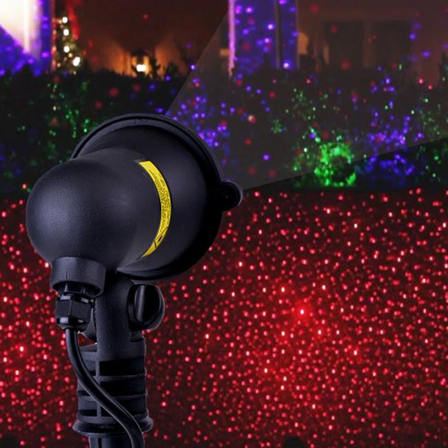 BlissLights Spright Firefly Outdoor / Indoor Laser Light Show W/ Timer  eBay