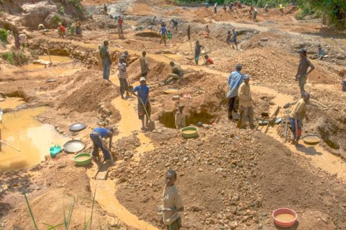 Unemployed Youths Deprived of 500,000 Jobs by Illegal Miners in Nigeria
