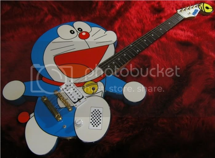 ESP Doreamon guitar