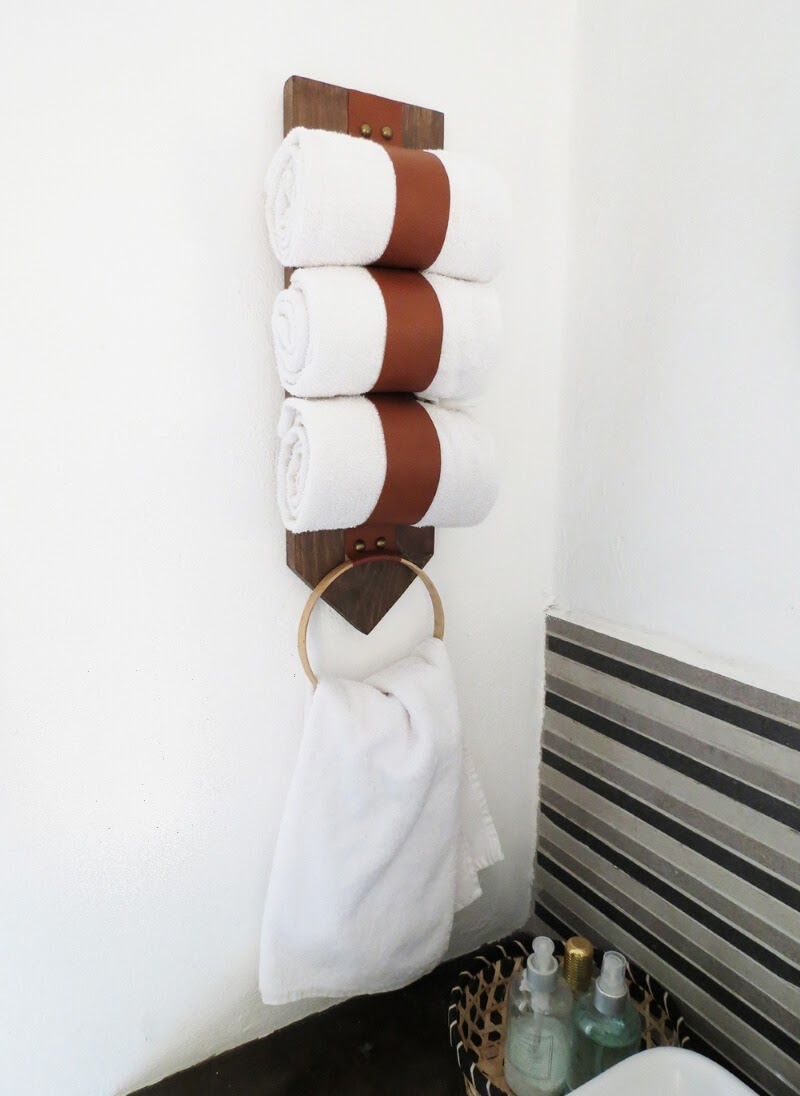 Get Inspired For Diy Towel Storage For Small Bathroom Photos