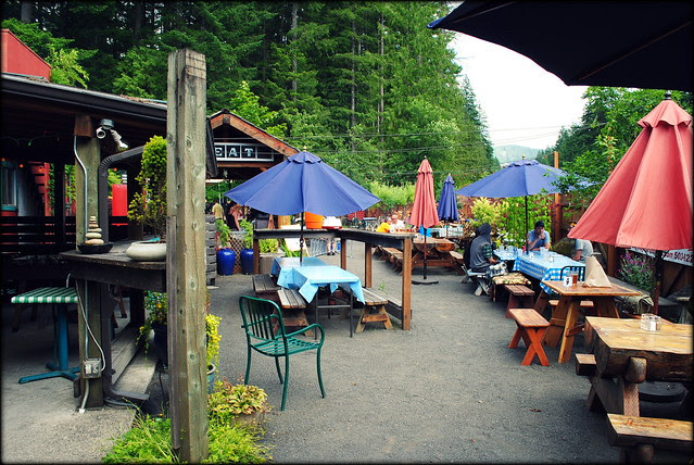 Skyline BBQ - Rhododendron, OR
