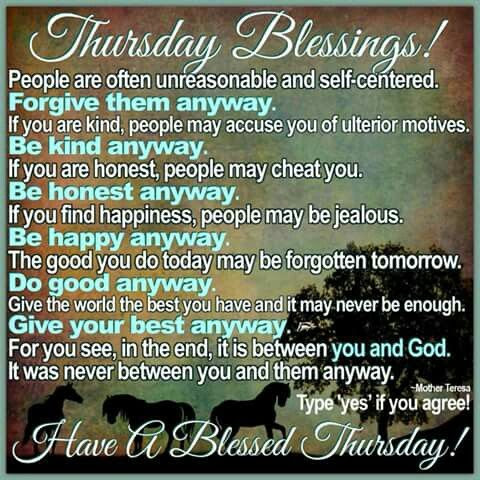Best Of Thursday Blessings Images And Quotes Michigancougarcom