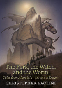 Christopher Paolini Releasing A New Book In The World Of