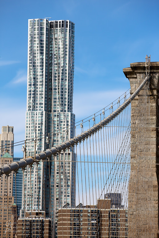 brooklyn bridge view photography