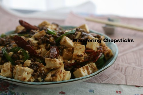 Ma Po Tofu (Chinese Pockmarked Old Lady's Tofu) 20