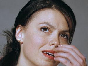 Actriţa Laura Vasiliu (Imagine: Mediafax Foto/AFP)