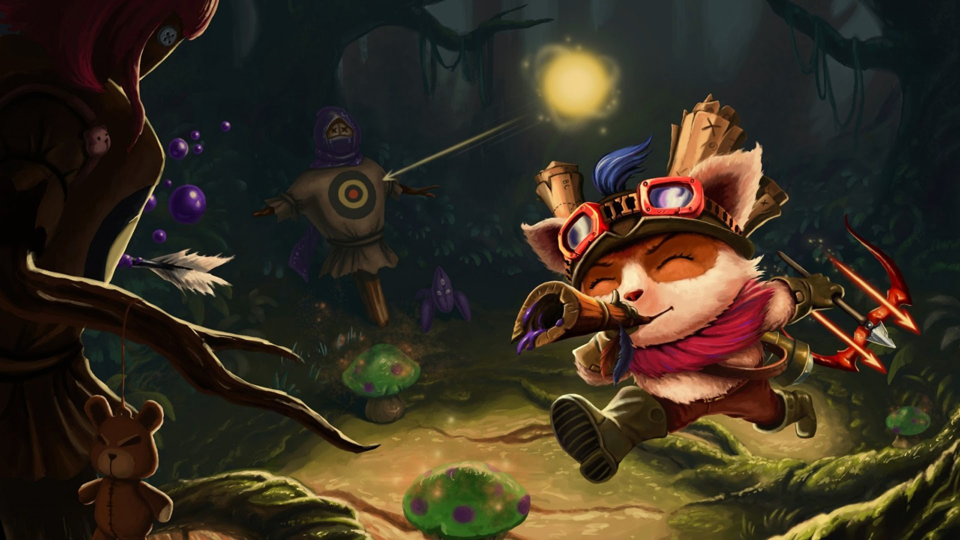 Teemo Wallpapers 77 Images