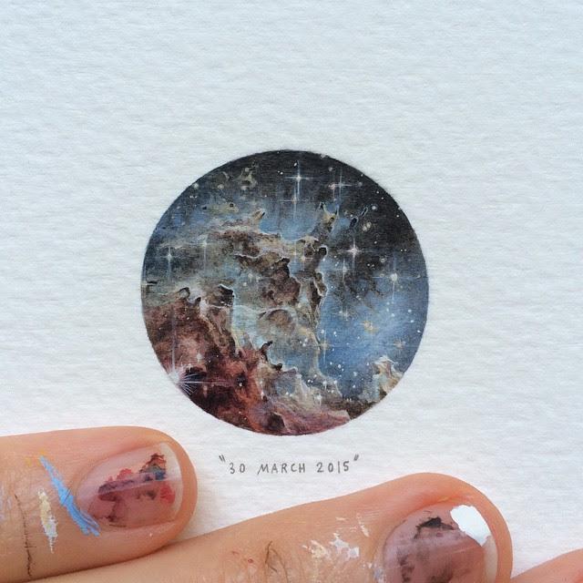 tiny-potluck-100-paintings-ants-lorraine-loots-11