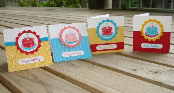 Cake gift cards