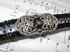Gothic Victorian Bracelet! 2