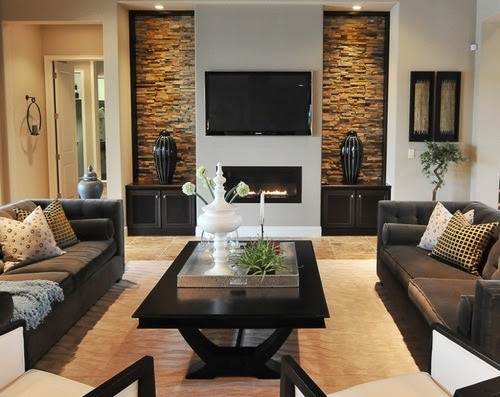Living room design #37
