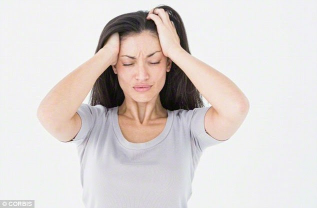 The common theme behind all headaches is oxidative stress - and this is responsible forevery symptom ranging from pain to nausea