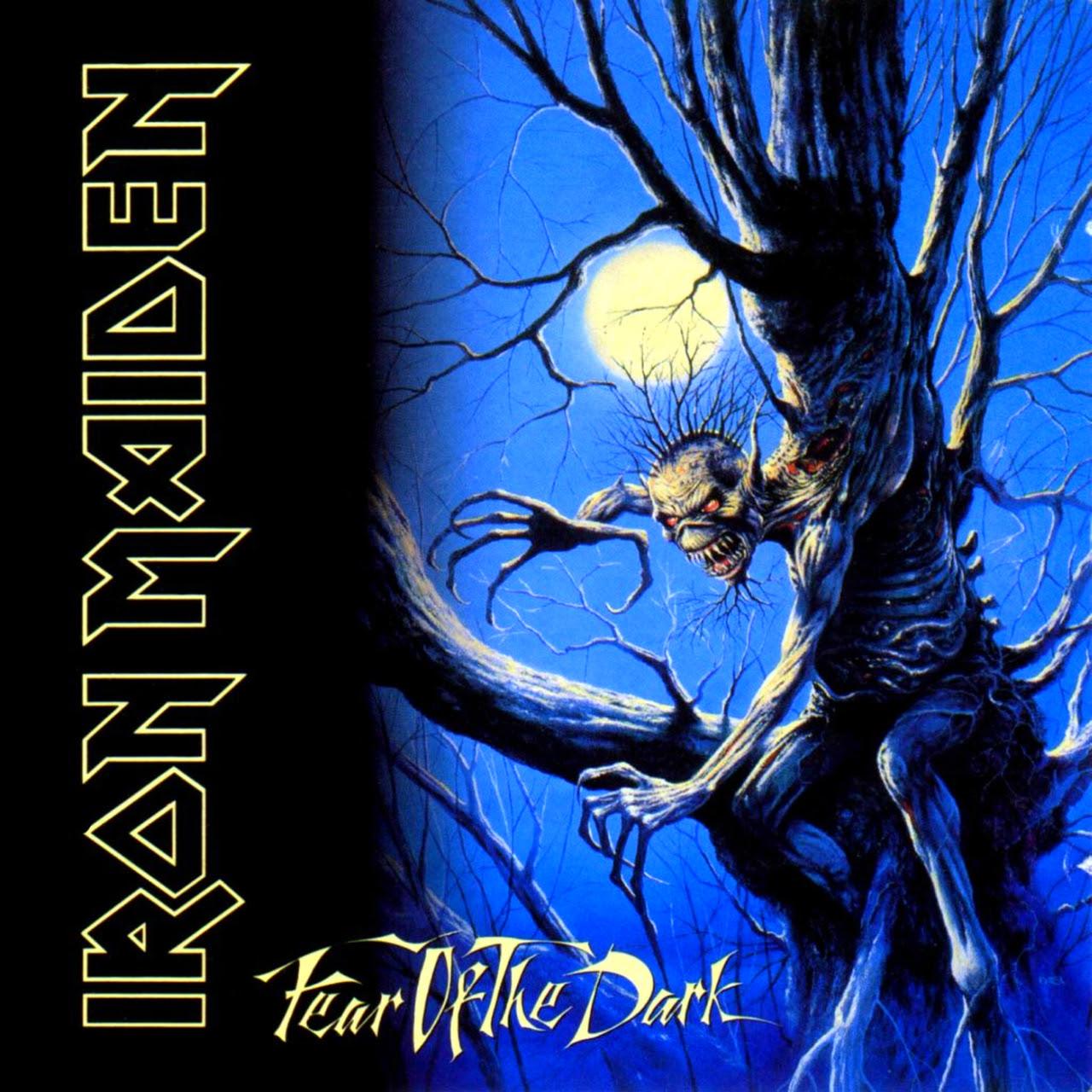 Fear Of The Dark Iron Maiden Photo 38438739 Fanpop