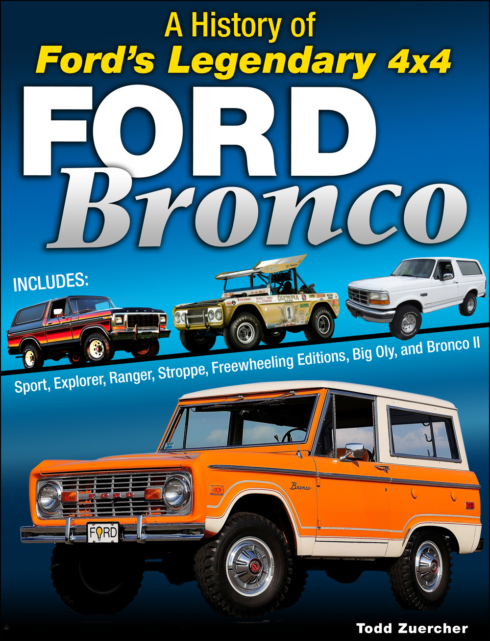 1988 Ford Ranger And Bronco Ii Foldout Wiring Diagram Original