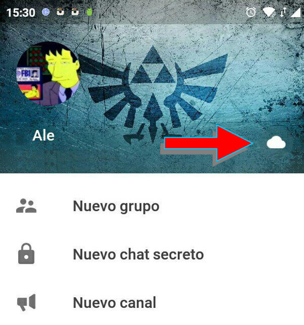 04 Trucos Telegram chat contigo mismo