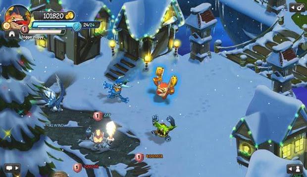 Skylanders: Spyro's Universe (Foto: Divulgação)