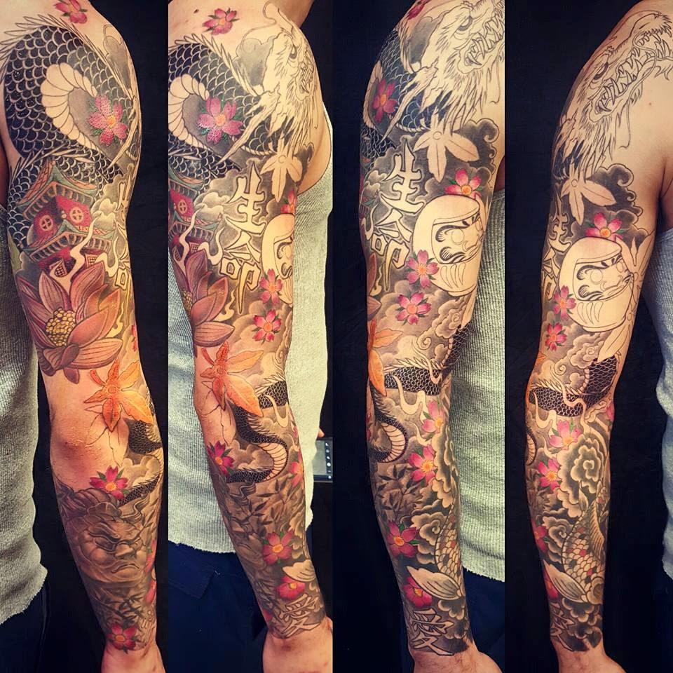 How Long Does A Tattoo Take Me Kallisti Body Art Orlando Fl