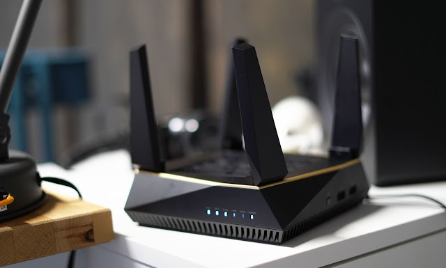 【村屋上網】ASUS RT-AX92U 網速 AX6100、三頻 Mesh WiFi 6
