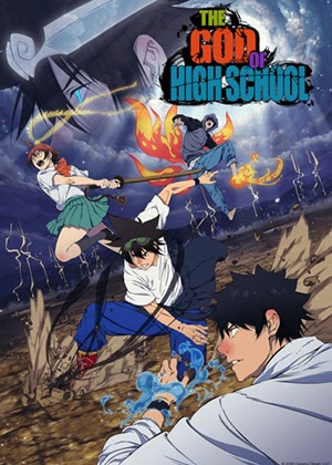 The God of High School [13/13] [HDL] [Sub Español] [MEGA