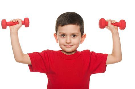 stronger muscles    health  kids cbs news