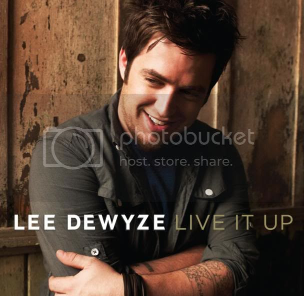 Lee DeWyze Album Cover!! Pictures, Images and Photos