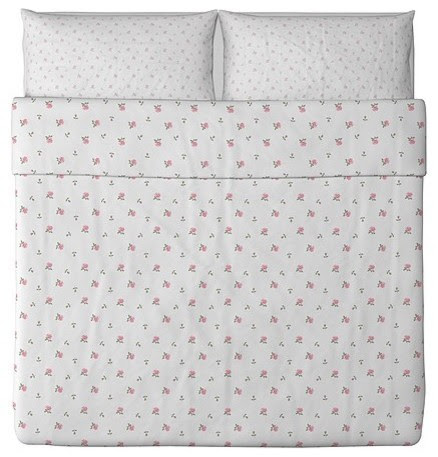 EMELINA KNOPP Duvet cover and pillowcase(s) - modern - duvet ...