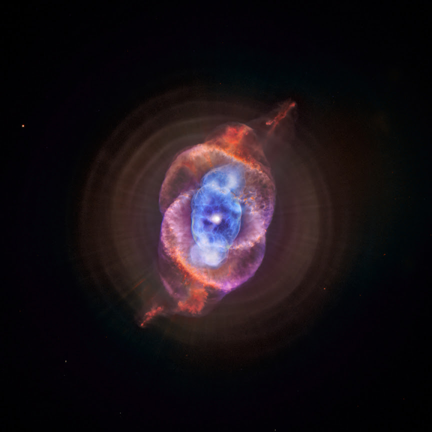 La Nebulosa del Ojo de Gato