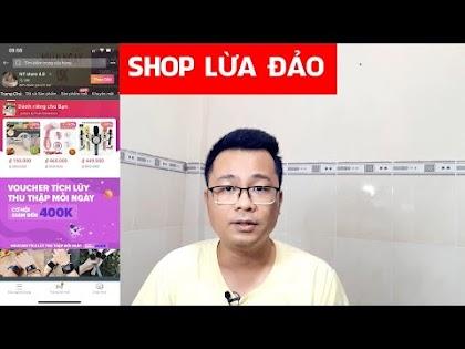 Shop NT Store 4.0 trên Lazada lừa đảo