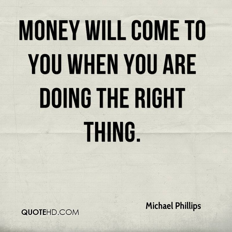 Michael Phillips Quotes Quotehd