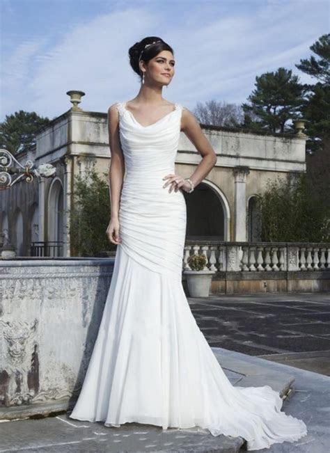 Top 25  best Cowl wedding dress ideas on Pinterest