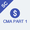 Scrumic Resources - CMA Part 1 Test Prep 2018 artwork