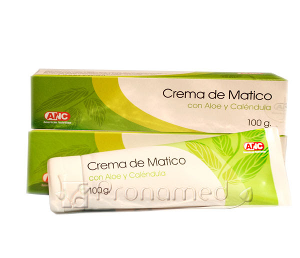 Crema Matico Aloe Y Caléndula