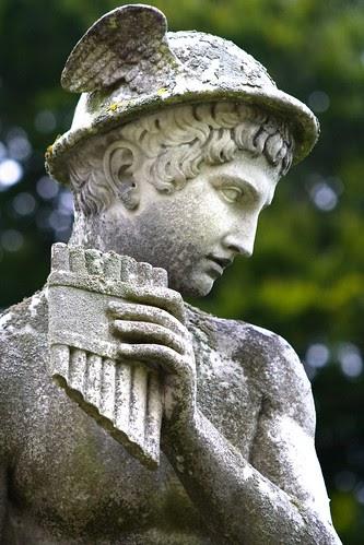 HISTORIA CLASICA: Estatua de Hermes