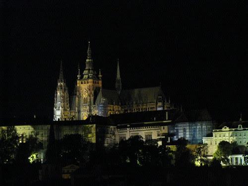 Castillo de Praga  castillos medievales