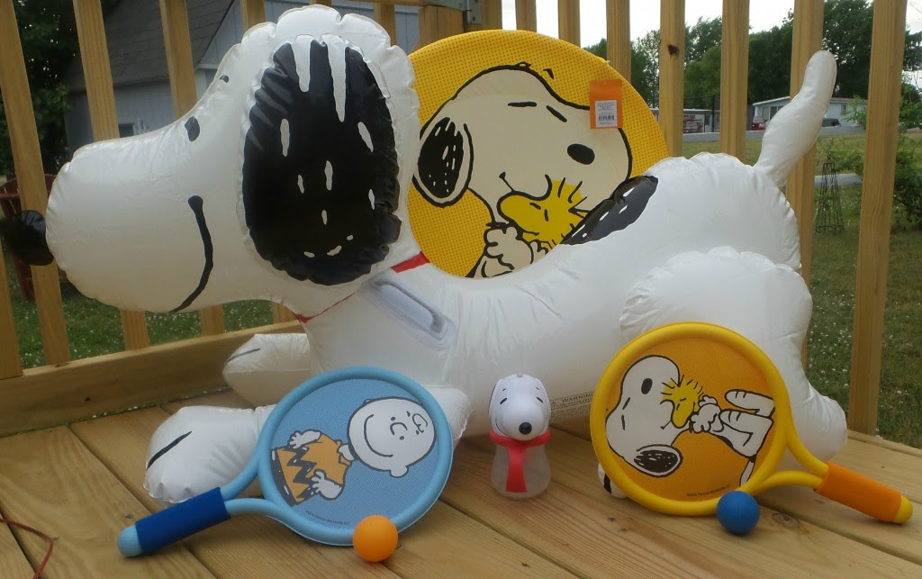 Snoopy Target Line