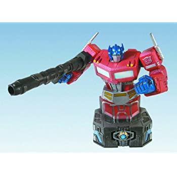Jouets Diamond Select - Robot - Transformateur - Buste Optimus Prime