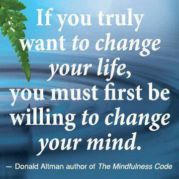 Good Morning Quoteif You Truly Want To Change Your Life