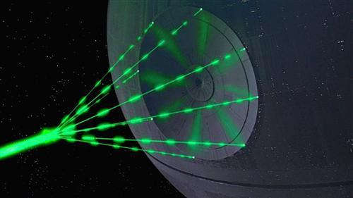 Laser Death Star