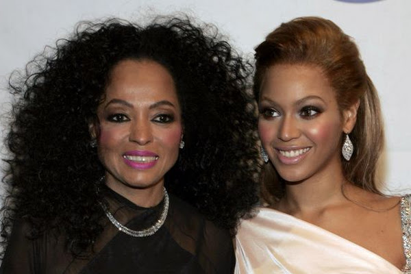 4ca1767a8c68 Beyonce - Star Sings Happy Birthday To Diana Ross At Her Birthday Party