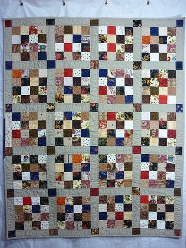Cruiser quilt by What Comes Next