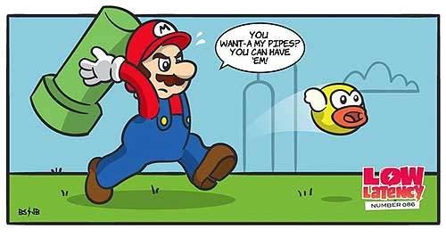 Nintendo, Flappy Bird, game, đồ họa, chương trình, tài khoản