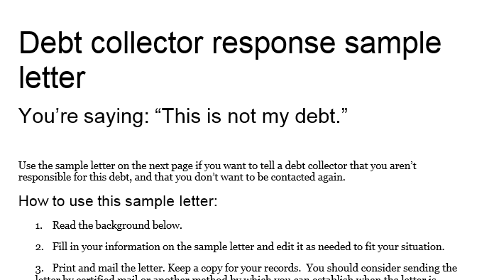 Validation Of Debt Letter Template on debt letter-writing template, debt transfer letter template, debt letter sample, debt dispute letter template, verification of debt template, debt verification letter, debt negotiation letter template, contact us template, collection notice template, debt settlement letter template,