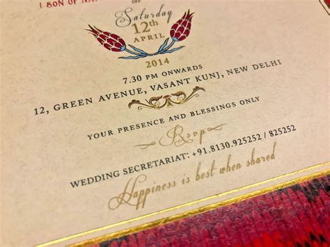 40  Wedding Invite Quotes For Indian Shaadi Cards (Love