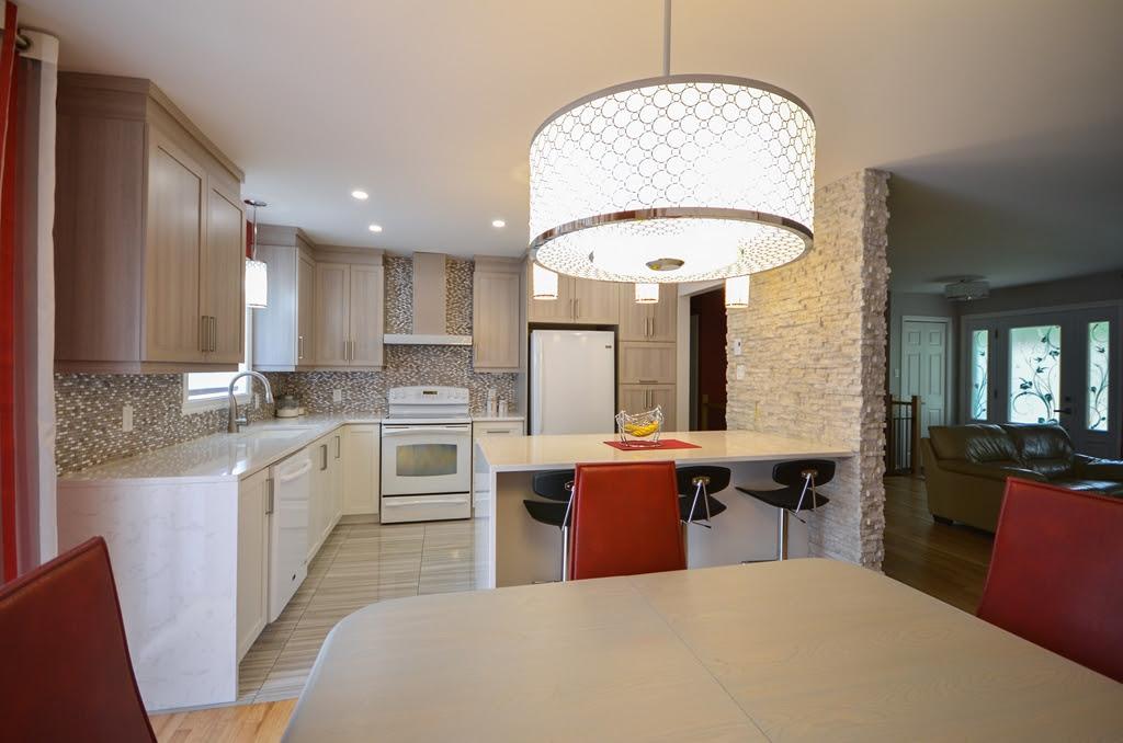 Armoires de cuisine en polyester - 15 - Armoires de ...